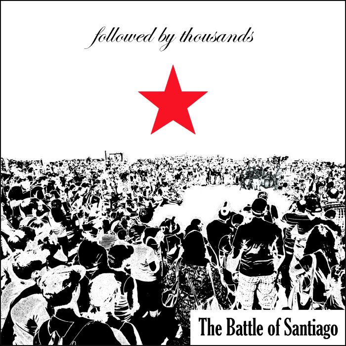 The Battle of Santiago - Followed by Thousands