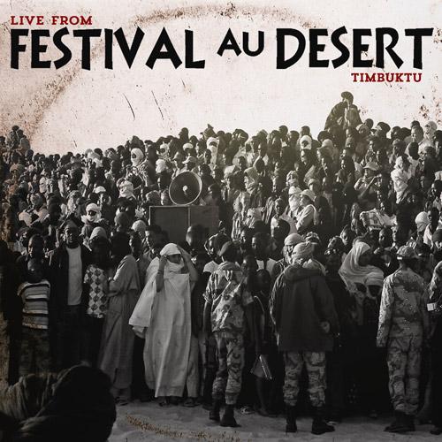 Various Artists - Live from Festival au Desert