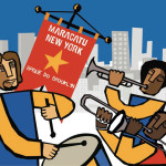 Maracatu New York – Baque do Brooklyn