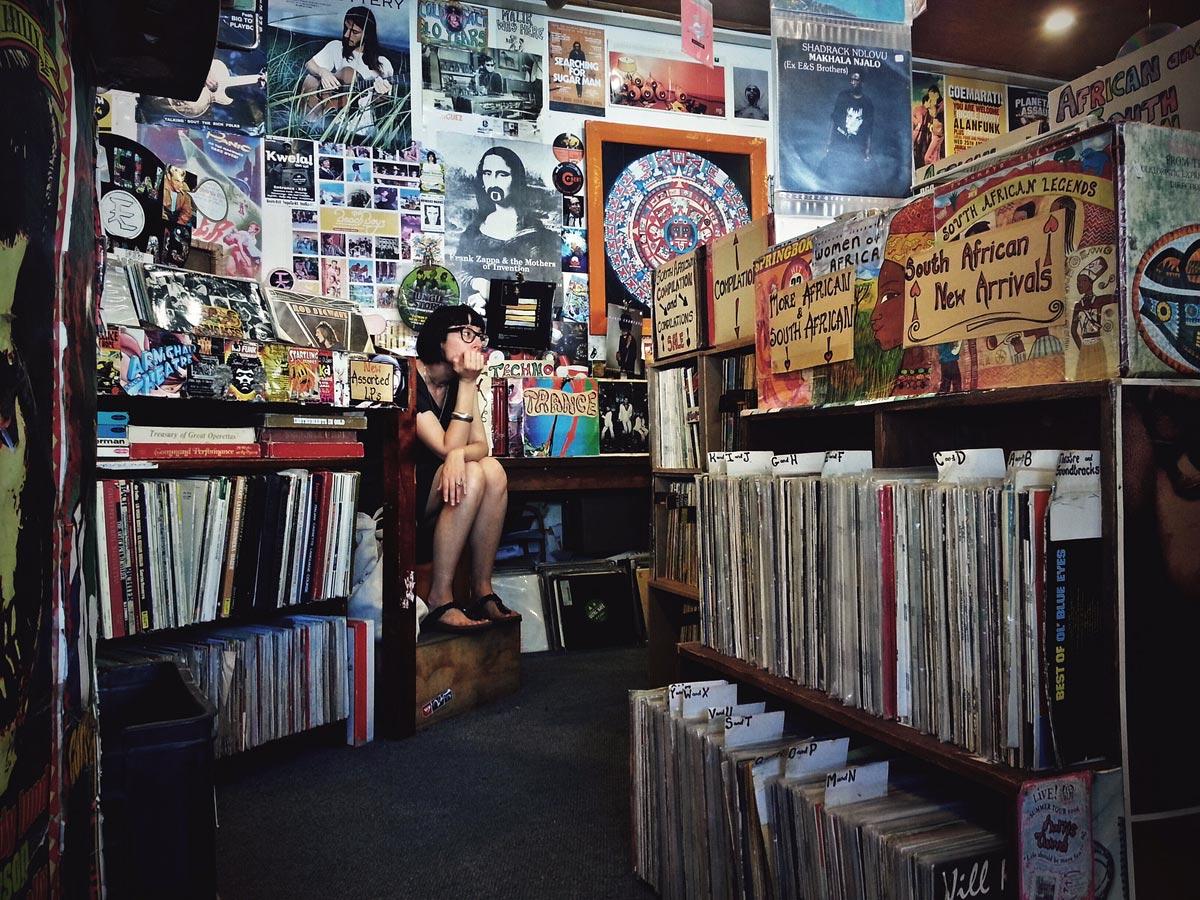 Vale in Mabu Vinyl