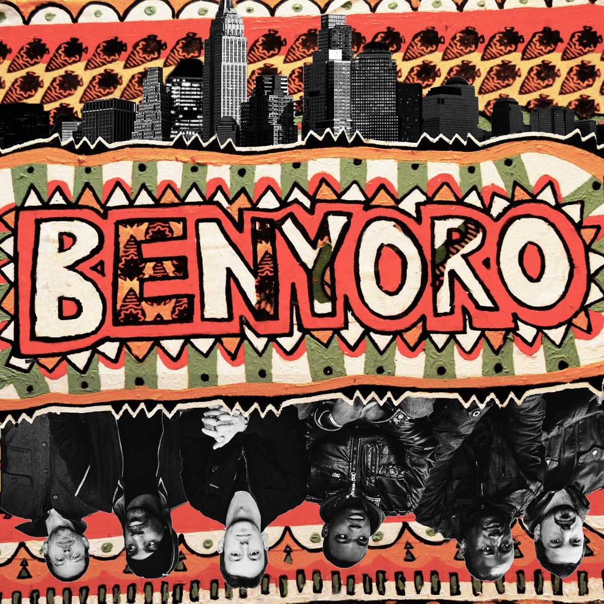Benyoro - Self-titled