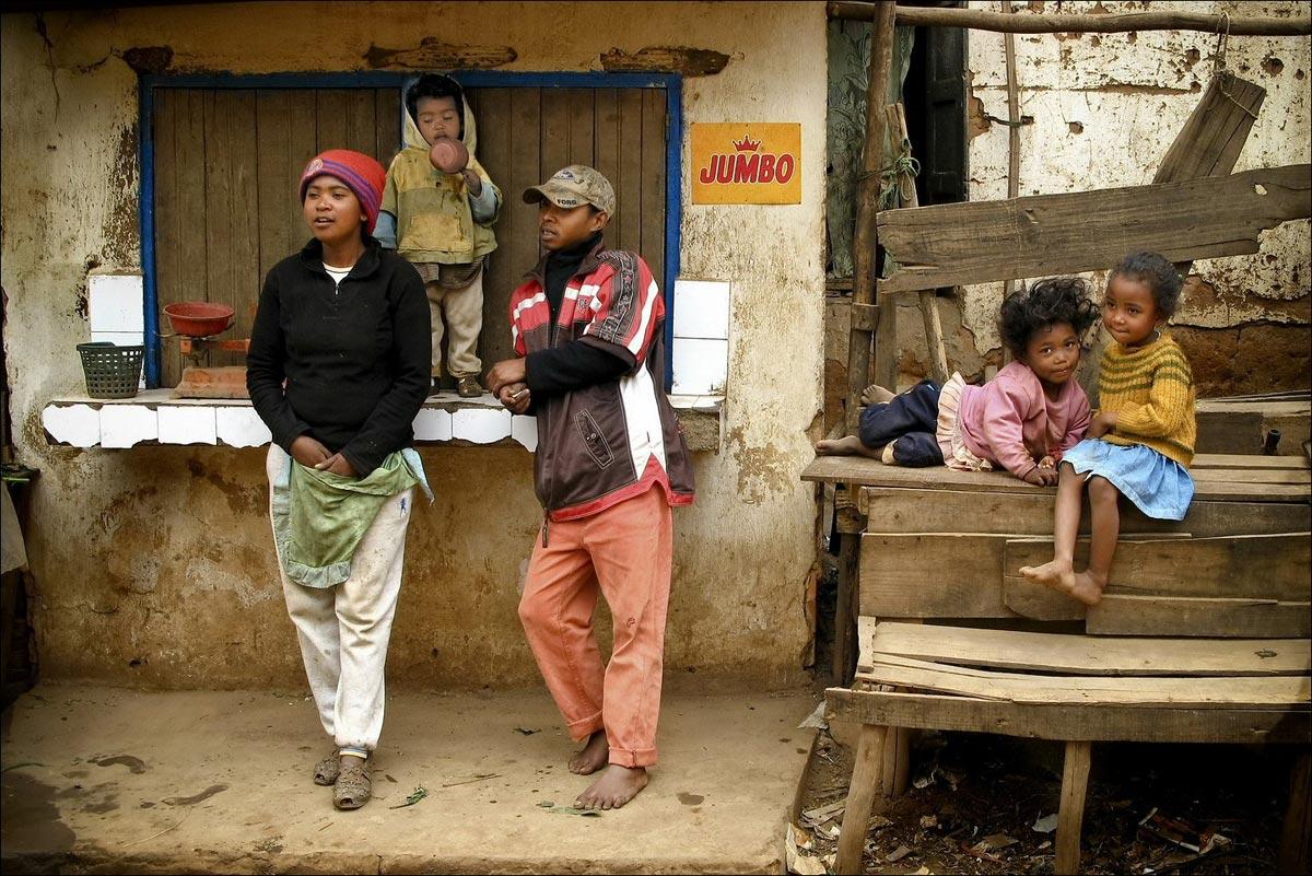 Antananarivo kids