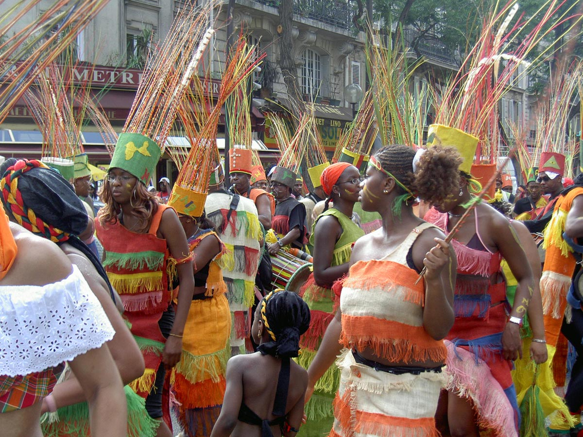 Carnaval Antillais a Paris