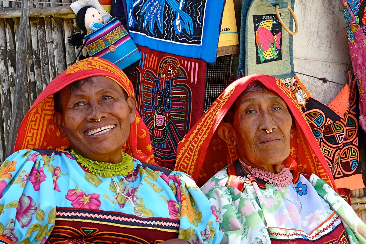 Panama - Wichub Wala - San Blas